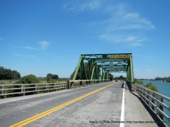Sutter Slough Bridge crossing
