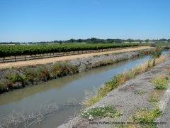 Delta waterway