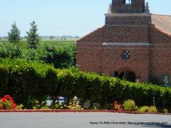 Clarksburg brick church