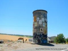 horse art tower