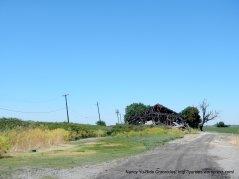 crumbling old barn