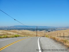 view of Livermore valley