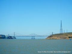 view of Carquinez Bridge