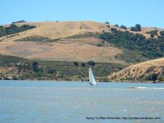 sailing the Strait