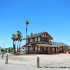 old Benicia train depot