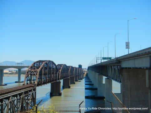 view of RR bridge