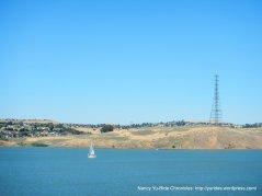 view of Carquinez Strait-Benicia