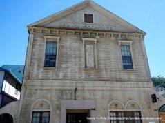 old building-Crockett