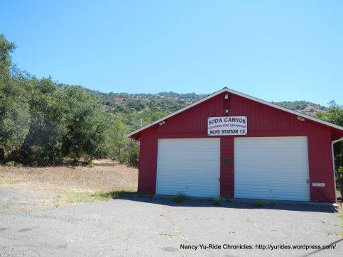 volunteer Fire Station