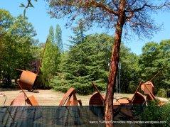 metal art sculptures