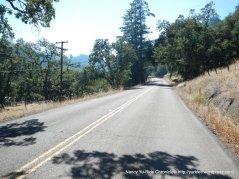 St Helena Rd-cross county line-Sonoma