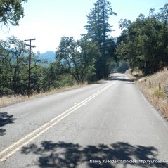 St Helena Rd-cross county line-Sonoma