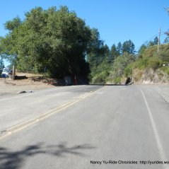 Calistoga Rd summit