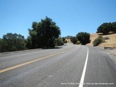 1.6 mile climb-Del Valle Rd