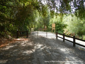 EBMUD Hampton Trail