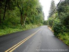 on Redwood Rd