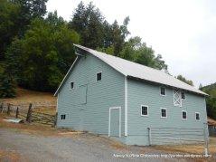 painted barn
