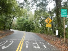 cross into Sonoma County
