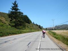 rolling towards Pescadero Creek Rd