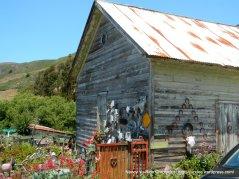 decorative barn