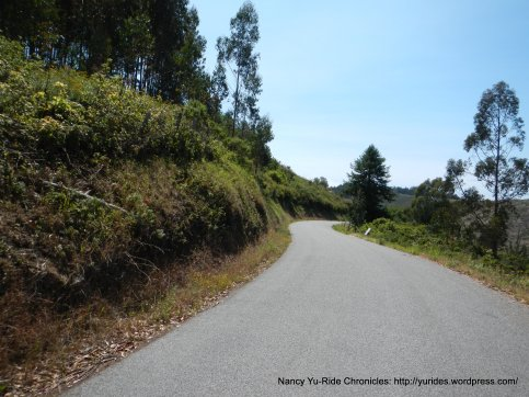 descend Higgins Canyon