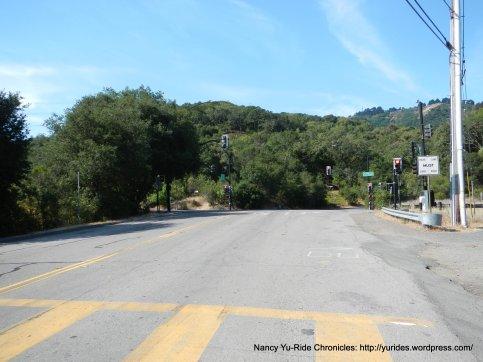 top of Bear Creek Rd