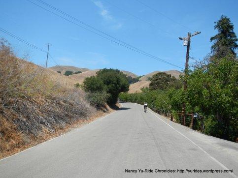2.2 mile road