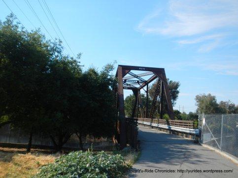 Iron Horse Bridge