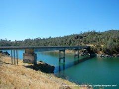bridge crossing over Berryessa