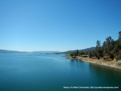 view of Lake Berryessa