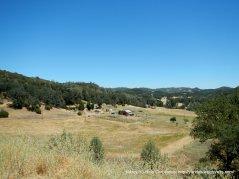 open ranch lands