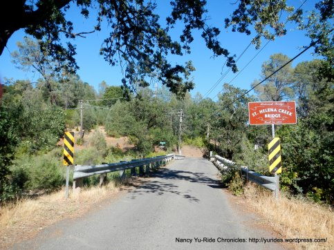 St Helena Creek Bridge