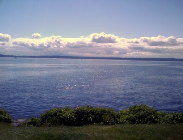 view of Elliot Bay