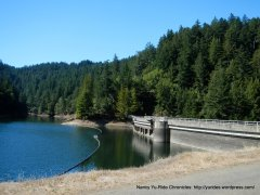 Alpine Dam/Lake