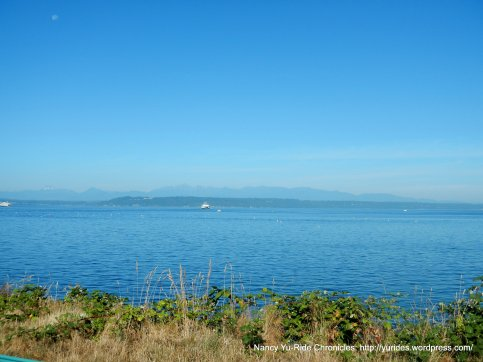view of Puget Sound