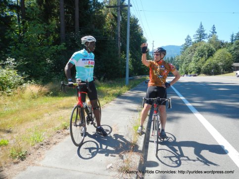 top of SE Issaquah-Fall City Rd