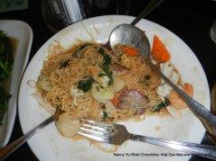 Hong Kong style noodles