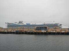 Pier 91-Cruise terminal