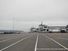 vehicle loading area