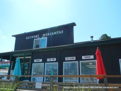 sandwiches & ice cream from Keyport Mercantile