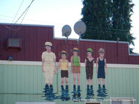 wonderful mural