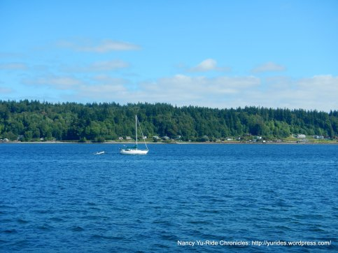Puget Sound waters
