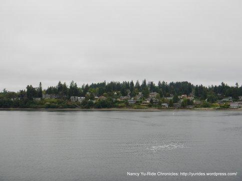 Bainbridge Island waterfront homes