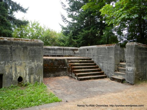 old gun battery