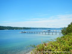 Manzanita Bay-private docks