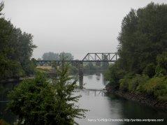 Snohomish River Trestle
