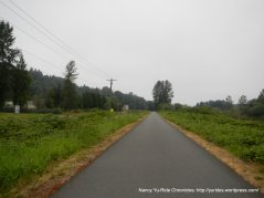 paved trail