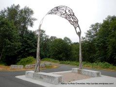 Centennial Trail memorial