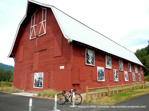 Historic Nakashima Barn