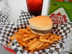 $1 burger